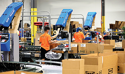 Boom in E-Commerce Creating Workforce Opportunities Photo - Click Here to See
