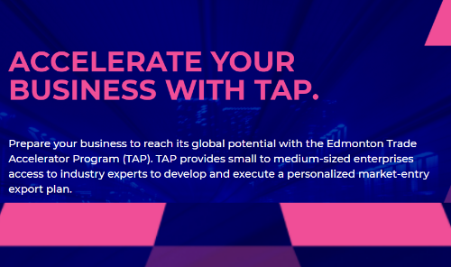 Edmonton Trade Accelerator Program Helps Spruce Grove Businesses Photo - Click Here to See