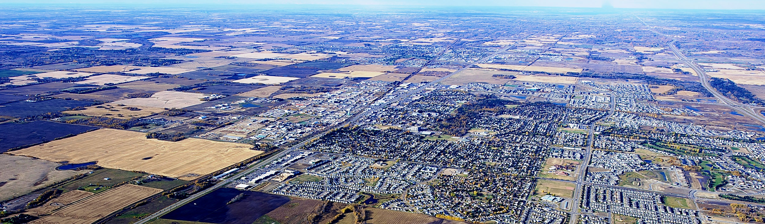 One of Alberta's fastest growing cities